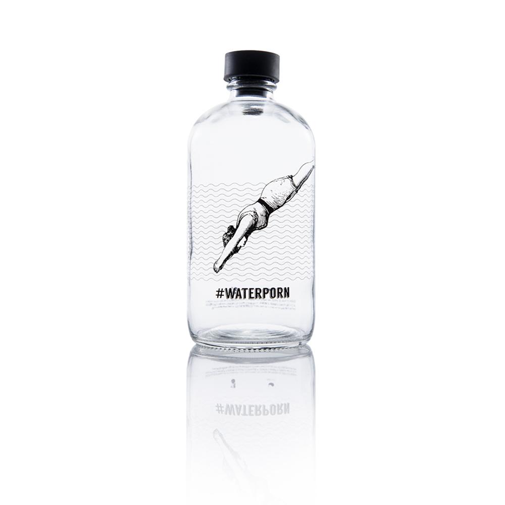 Aquaovo|LAB [O] 水系列玻璃水瓶-Waterporn