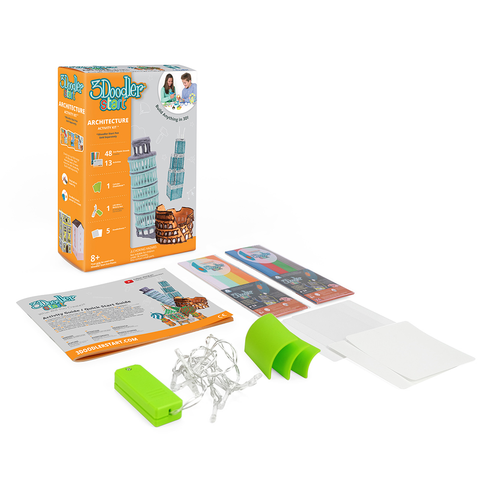 3Doodler|Start 3D列印筆 建築師套件