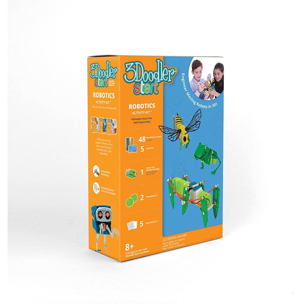 3Doodler|Start 3D列印筆 機器人套件