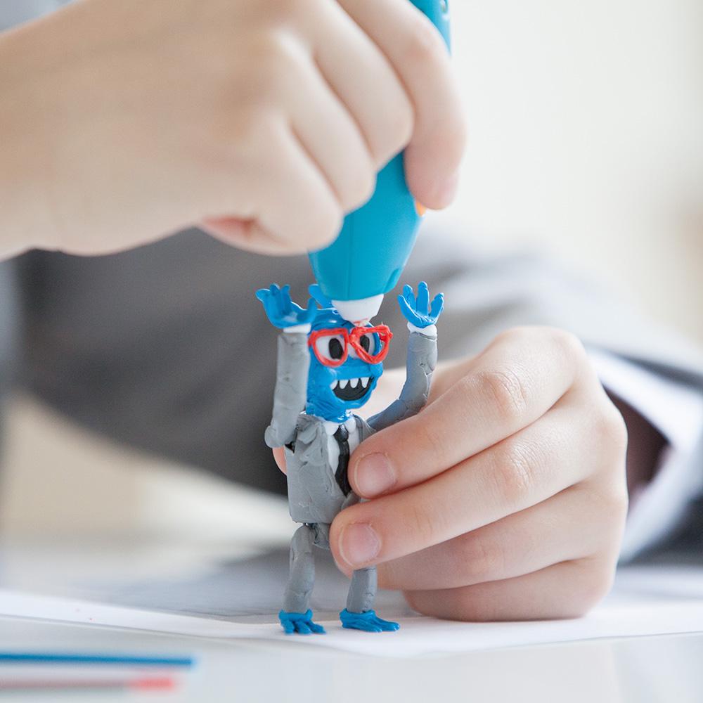 3Doodler Start 3D列印筆 機器人套件