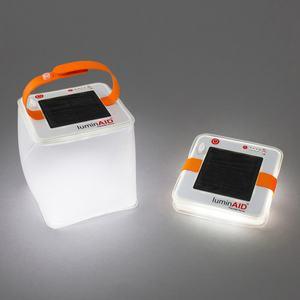 LuminAID|PackLite Nova USB 可充式水陸兩用太陽能LED露營燈