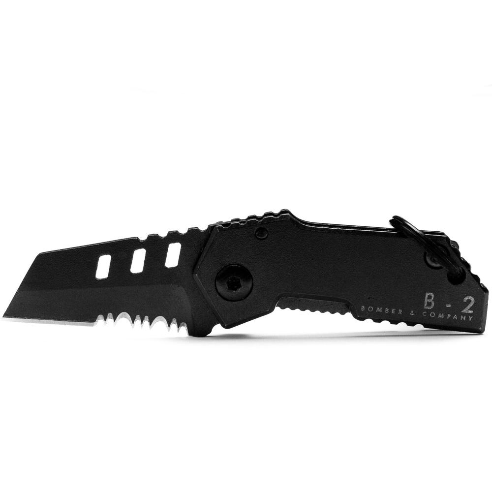 Bomber & Company|B-2 Nano 多功能不鏽鋼微型萬用瑞士刀