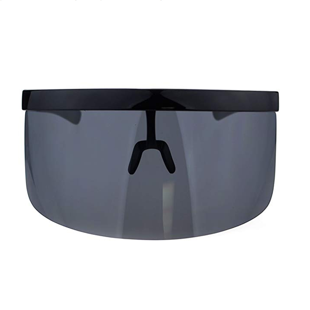 VISOR|超大面板UV防曬太陽眼鏡(買一送)