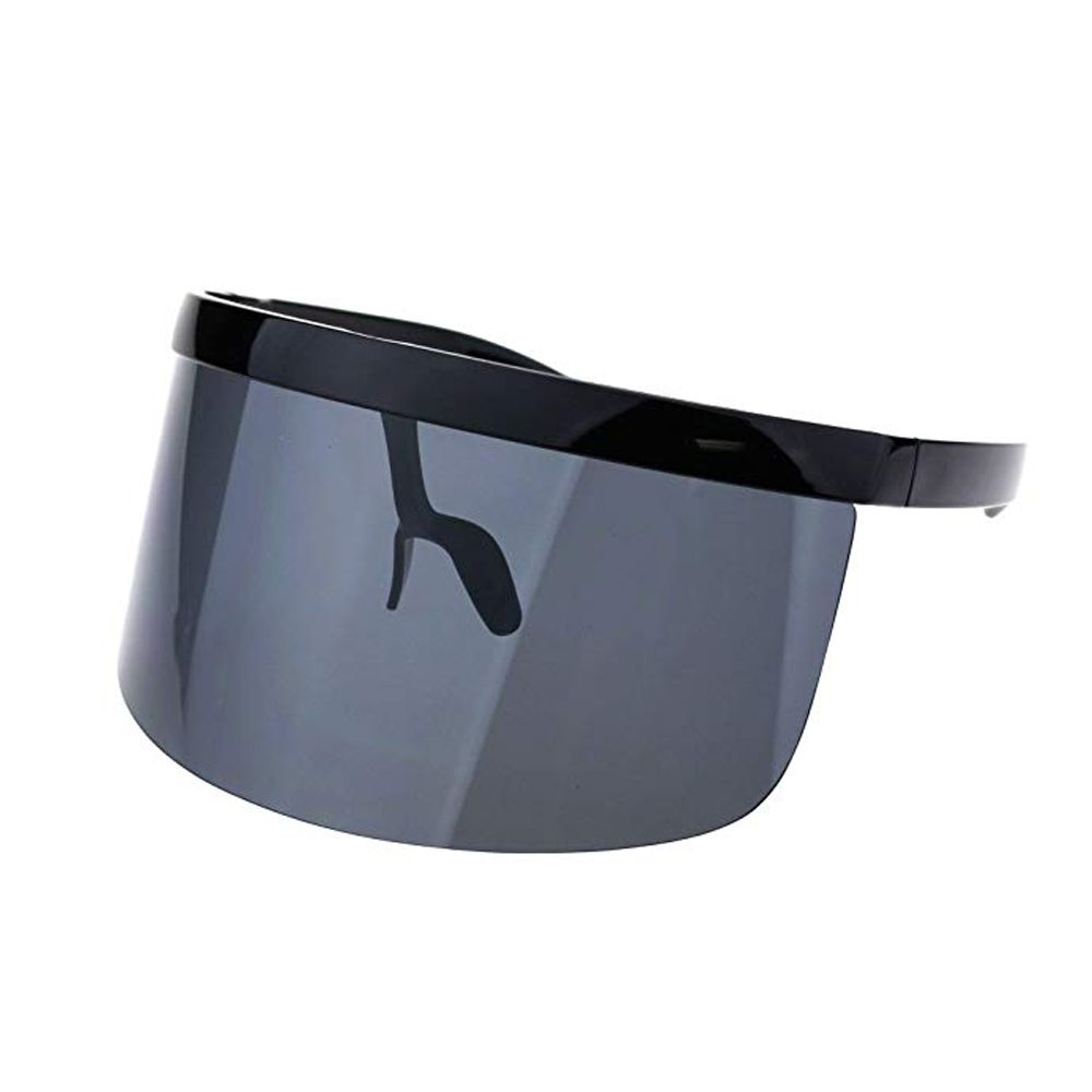 VISOR|超大面板UV防曬太陽眼鏡(買一送一 )