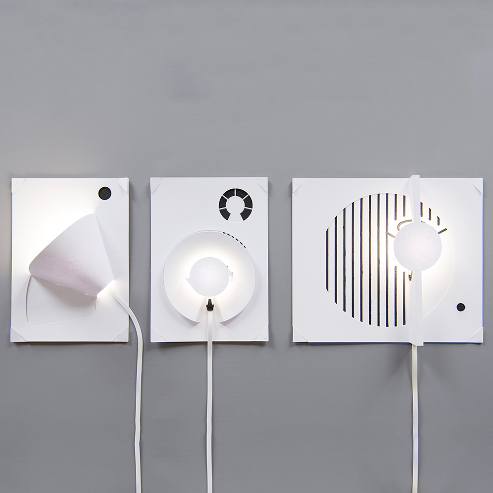 Bare Conductive|DIY燈具模組