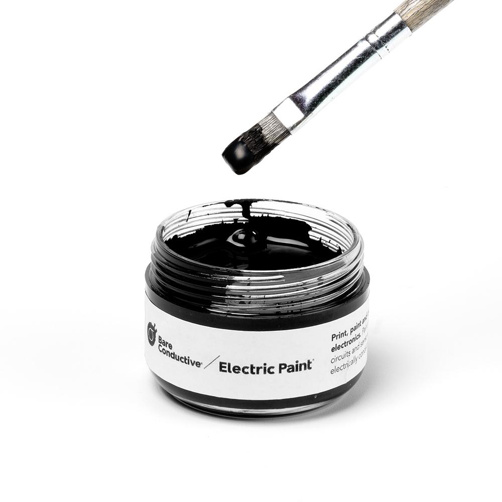 Bare Conductive|導電漆罐