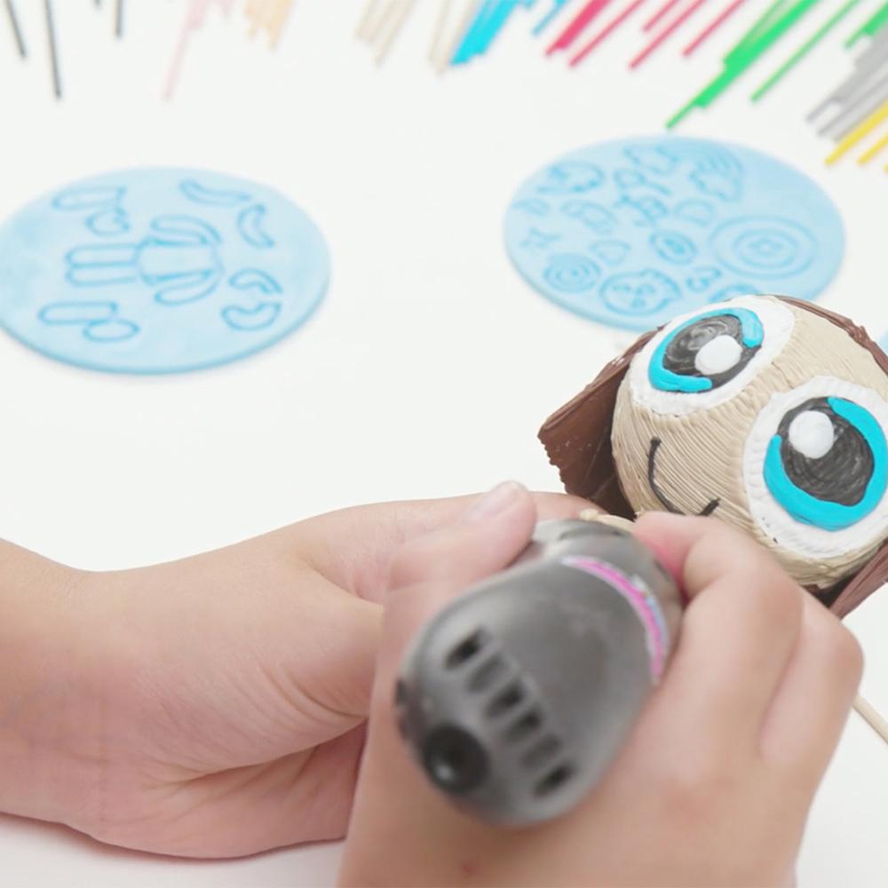 3Doodler Start 3D列印筆 飛天小女警套件
