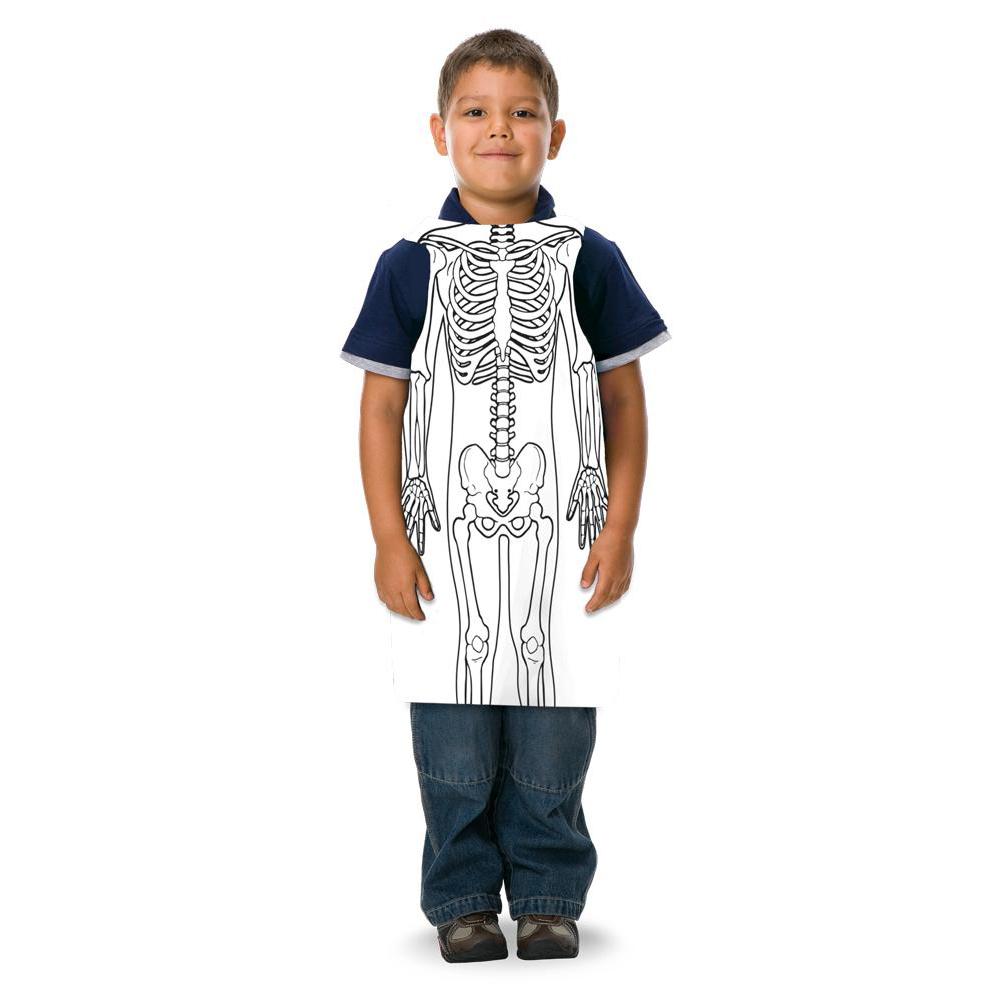 ROYLCO 骨骼圍裙