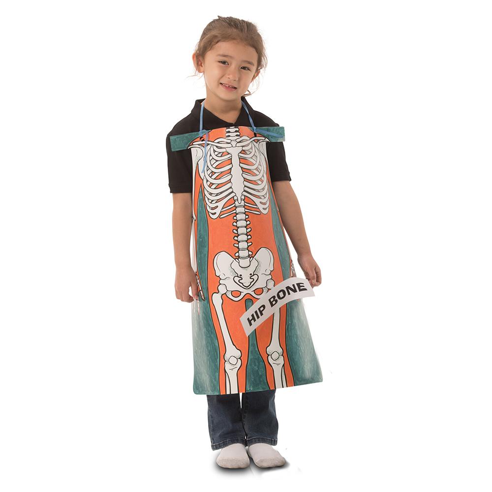 ROYLCO|骨骼圍裙