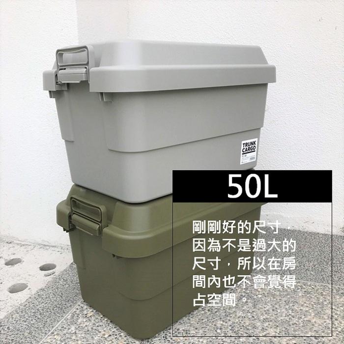 (複製)RISU| TRUNK CARGO 大自然系多功能耐重收納箱 70L - 二色