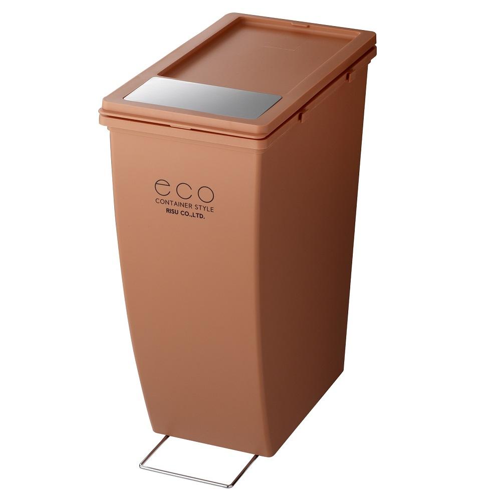 eco container style|雙用型垃圾桶