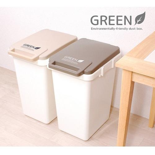 eco container style|連結式垃圾桶 大地系45L
