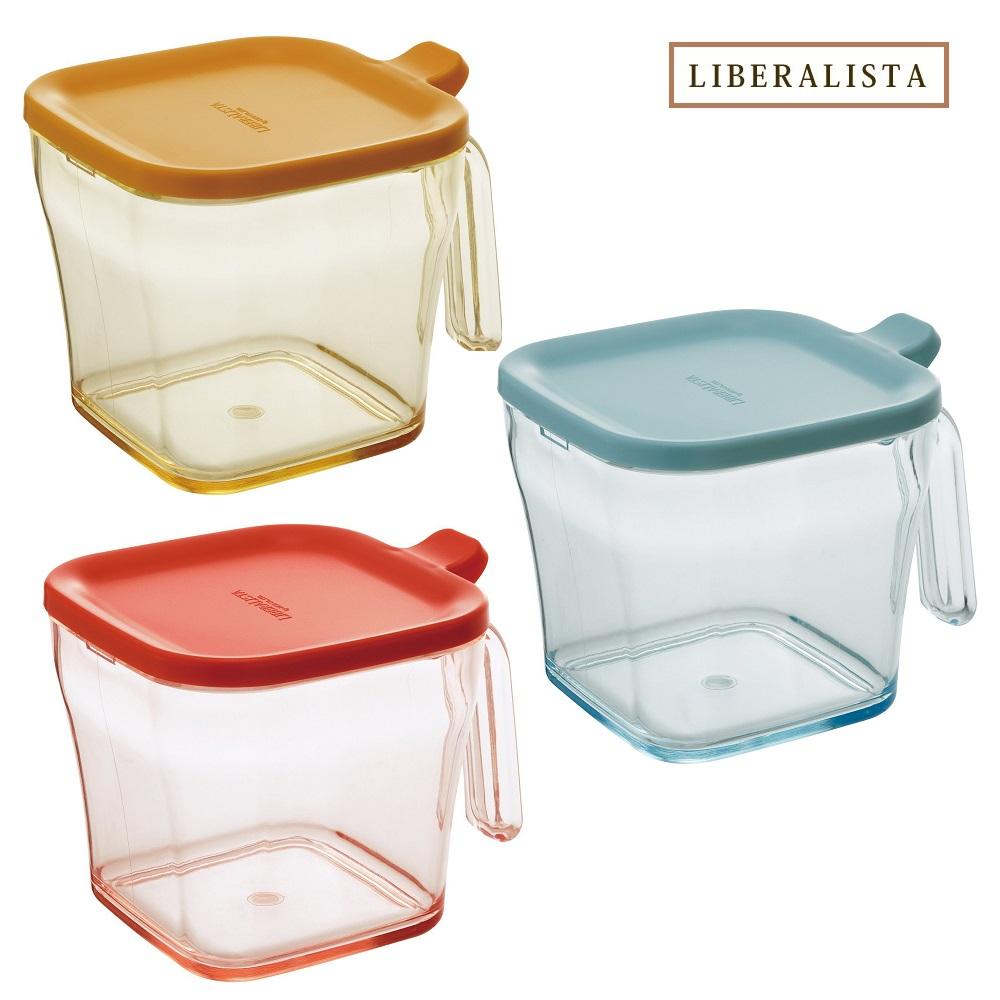LIBERALISTA| 調味料罐三入組 (方形)