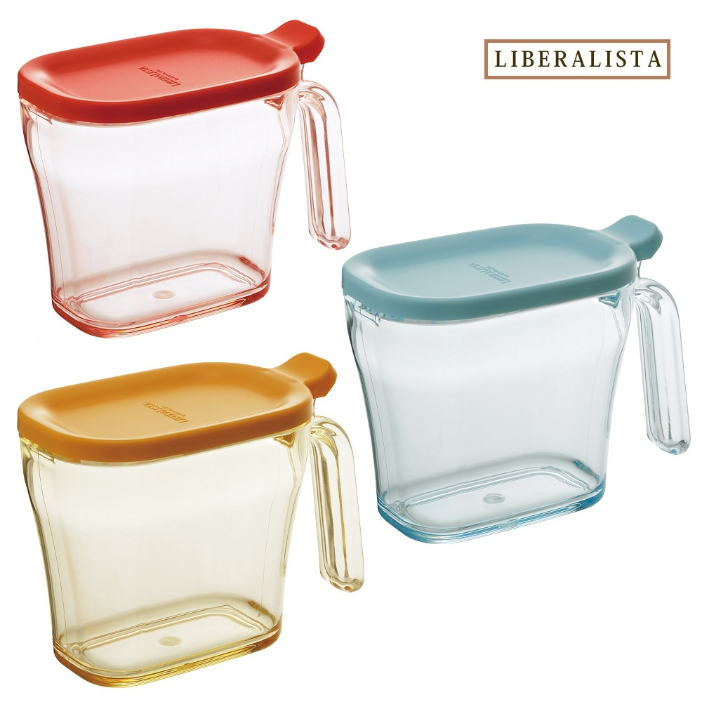 LIBERALISTA| 調味料罐三入組 (窄款)