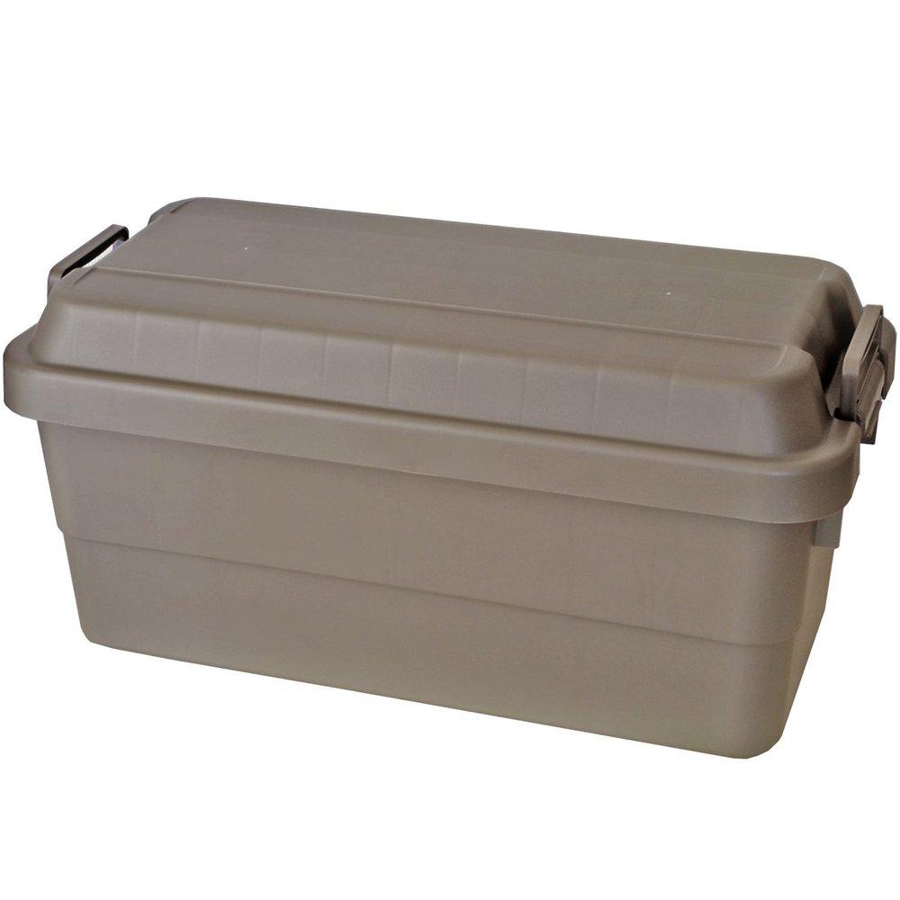 RISU| TRUNK CARGO 暖色系多功能環保耐重收納箱 70L - 二色