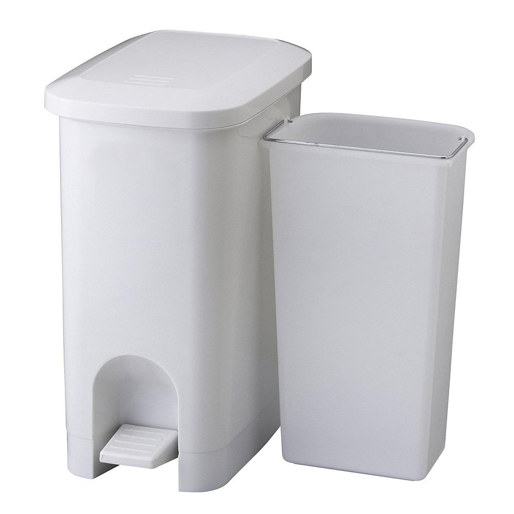 diese-diese|H&H二分類防水垃圾桶 25L