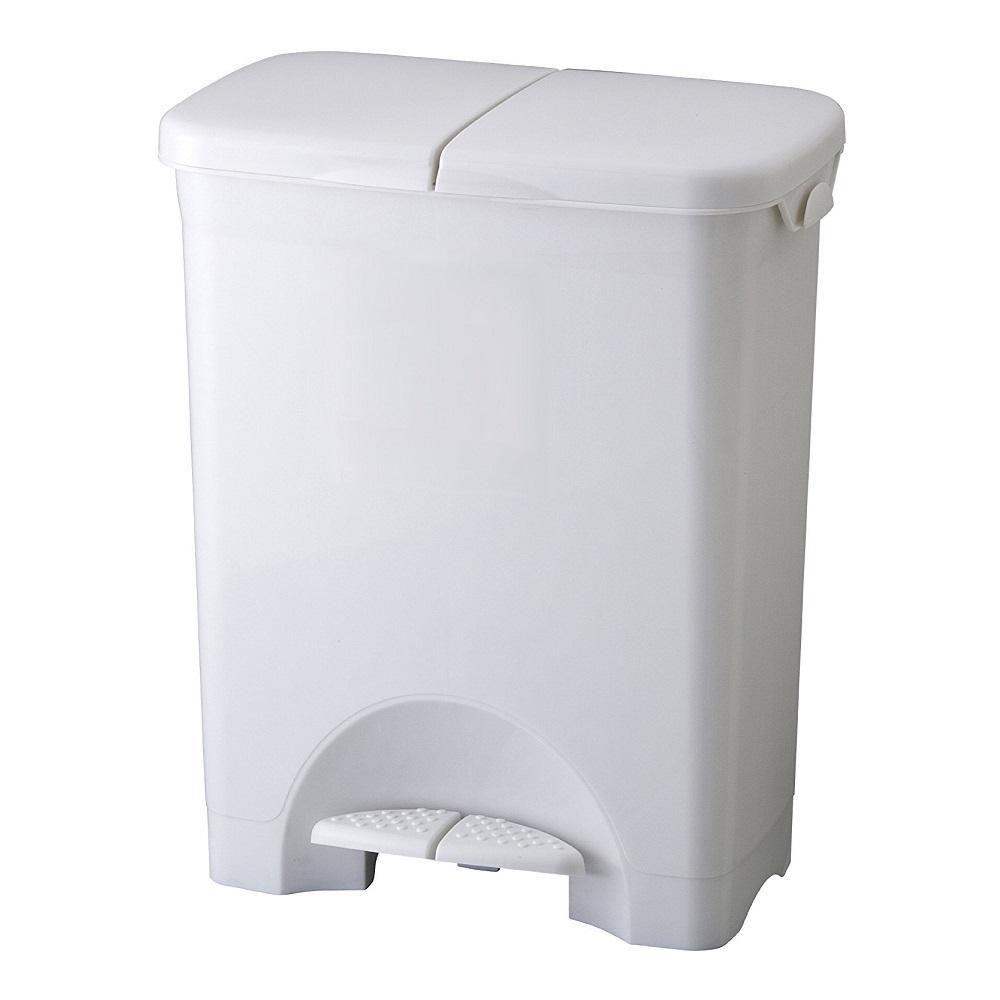 diese-diese|H&H 二分類防水垃圾桶 45L