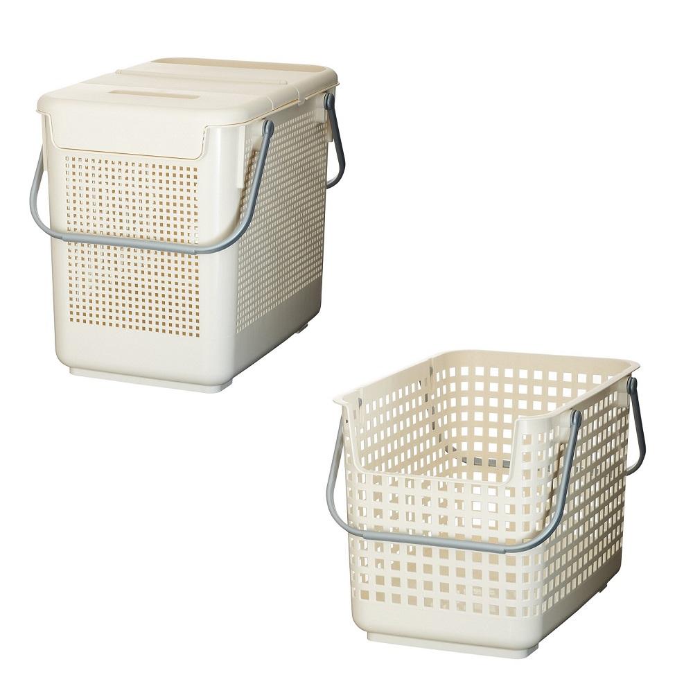 diese-diese|LIKE IT  可堆疊多功能收納洗衣籃組