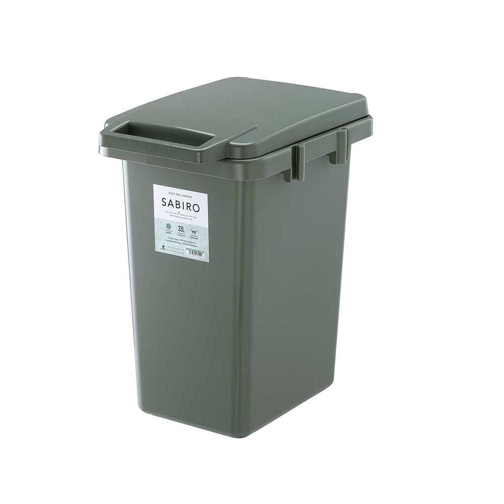 diese-diese|eco container style 連結式環保垃圾桶 SABIRO系列 33L - 共三色