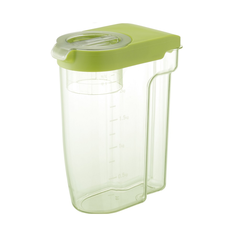 diese-diese|LIBERALISTA 可冷藏多功能收納保鮮儲米罐 - 三色