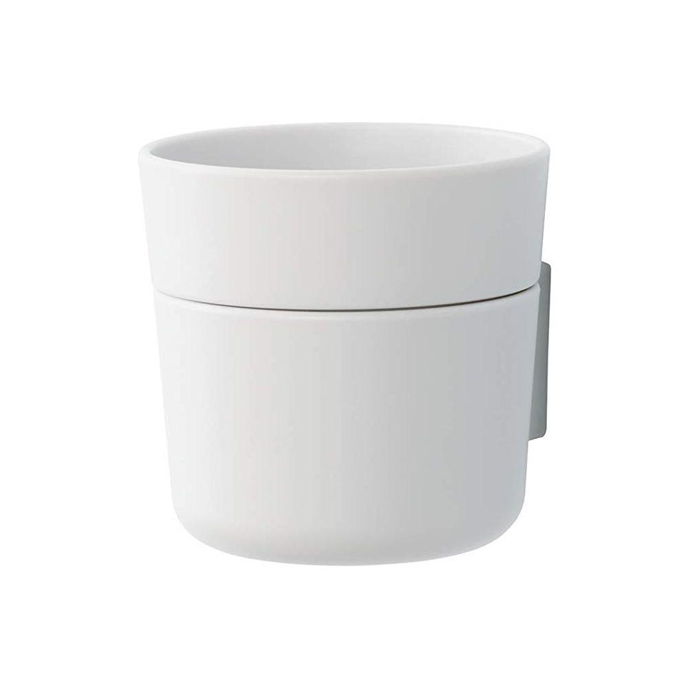 diese-diese LIKE IT 牆壁裝飾雙層儲物收納杯(盒)