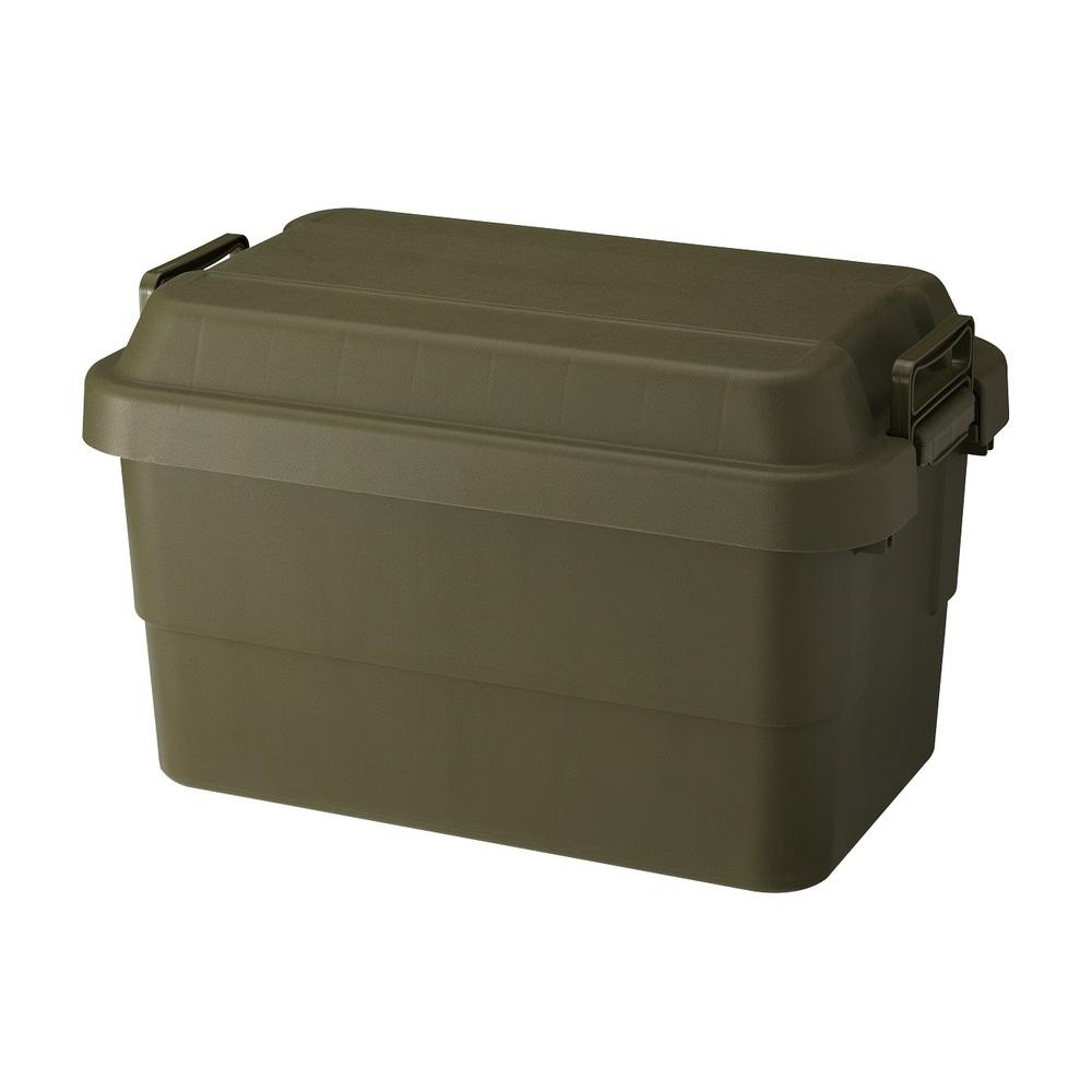 RISU| TRUNK CARGO 大自然系多功能耐重收納箱 50L - 二色