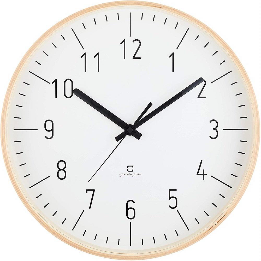yamato japan|純手工木製 FULLMOON 靜音時鐘