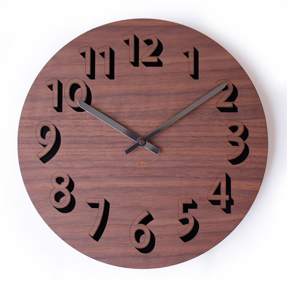 yamato japan|BLOCK純手工木製立體壁掛時鐘