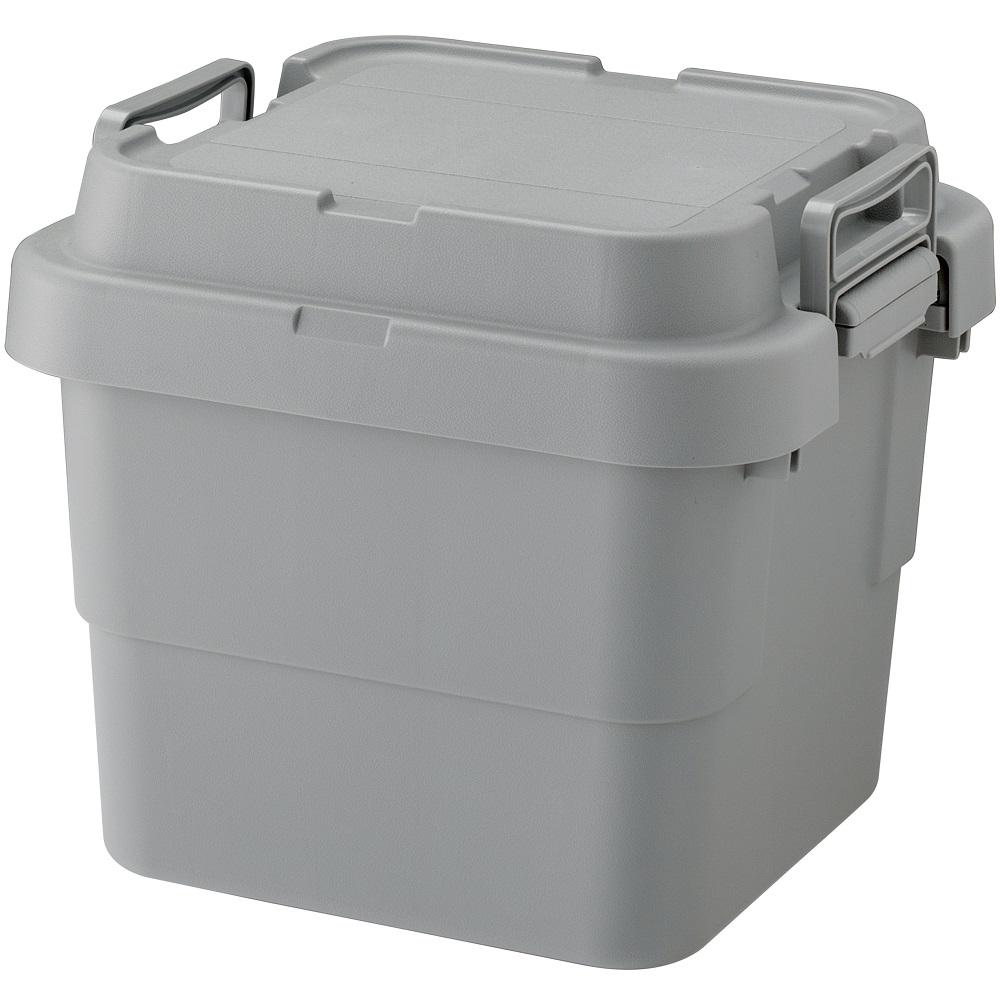 日本 RISU|TRUNK CARGO 二代可堆疊多功能耐重收納箱 30L 共三色