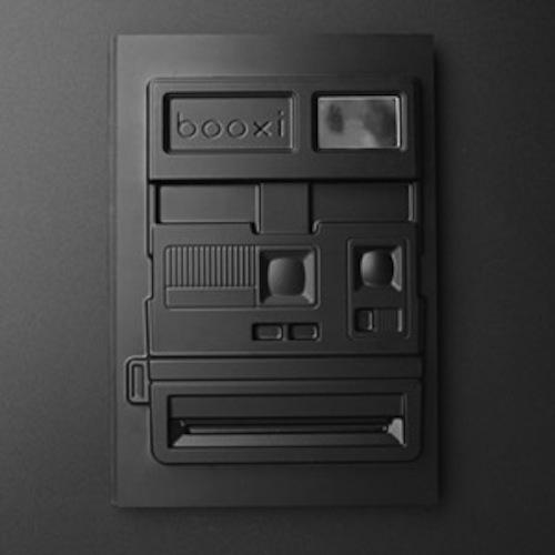booxi 拍立得造型筆記本