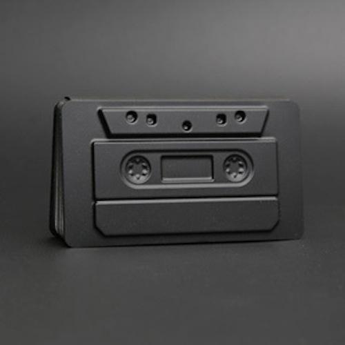 booxi 錄音帶造型筆記本