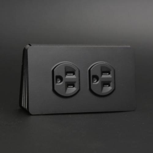 booxi|插座造型筆記本