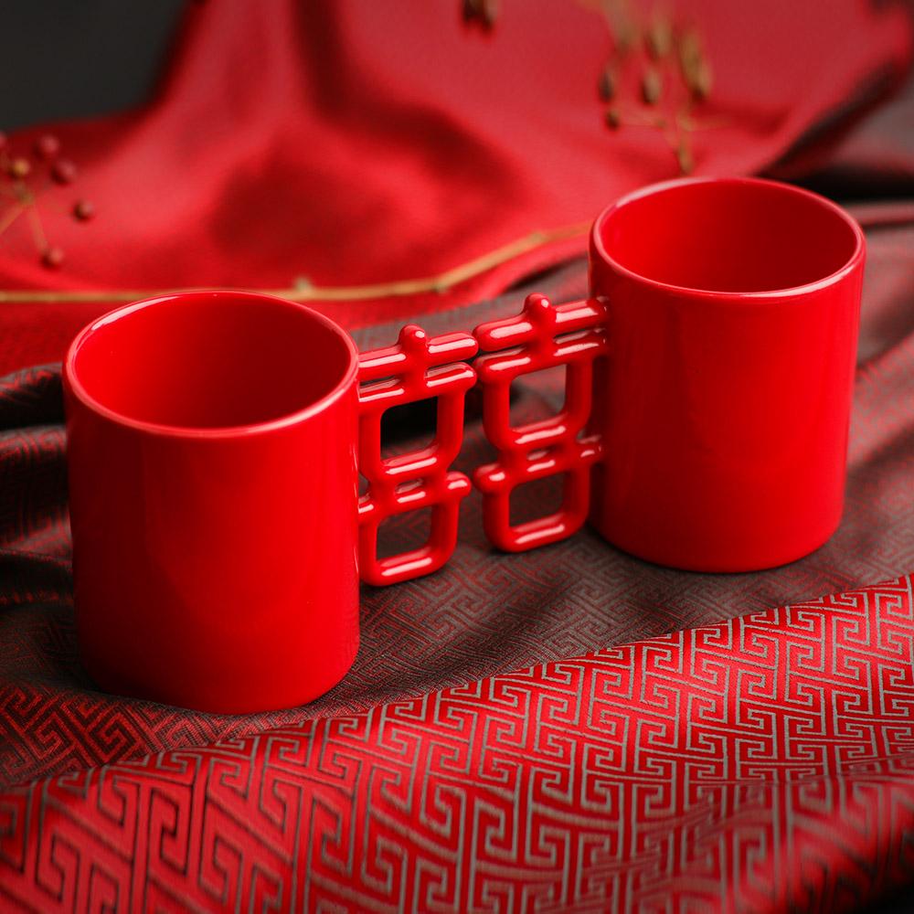 喜器CiCHi | 雙囍杯