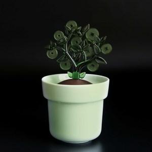 喜器CiCHi | 金錢樹(綠)