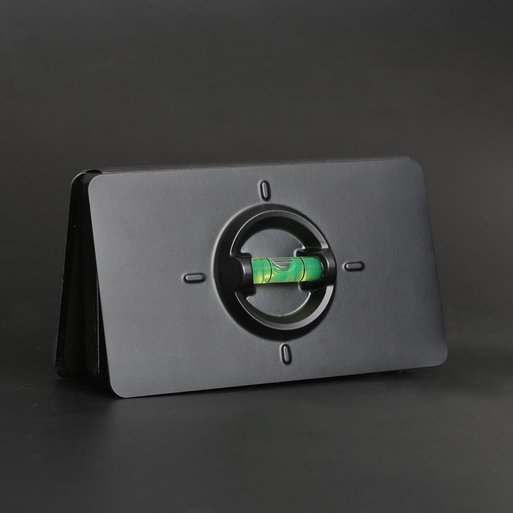 booxi | 氣泡水平儀造型筆記本 Air-Bubble Level Pocket Notebook