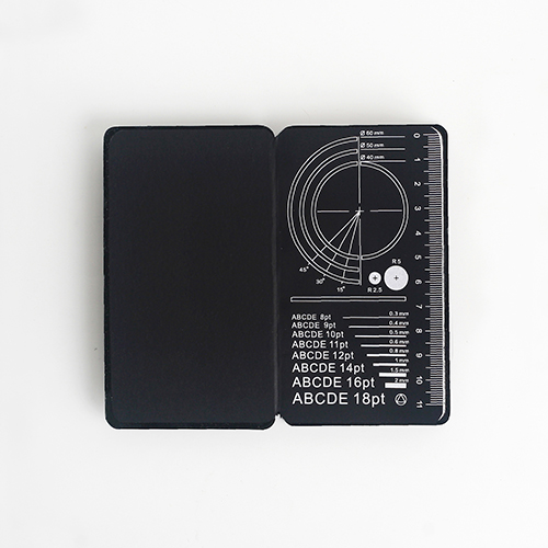 booxi | 放大鏡造型筆記本 Magnifier Pocket Notebook