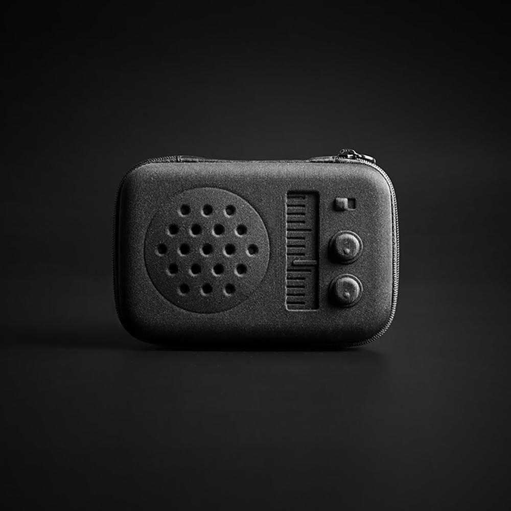 booxi   收音機造型收納盒 Radio Case