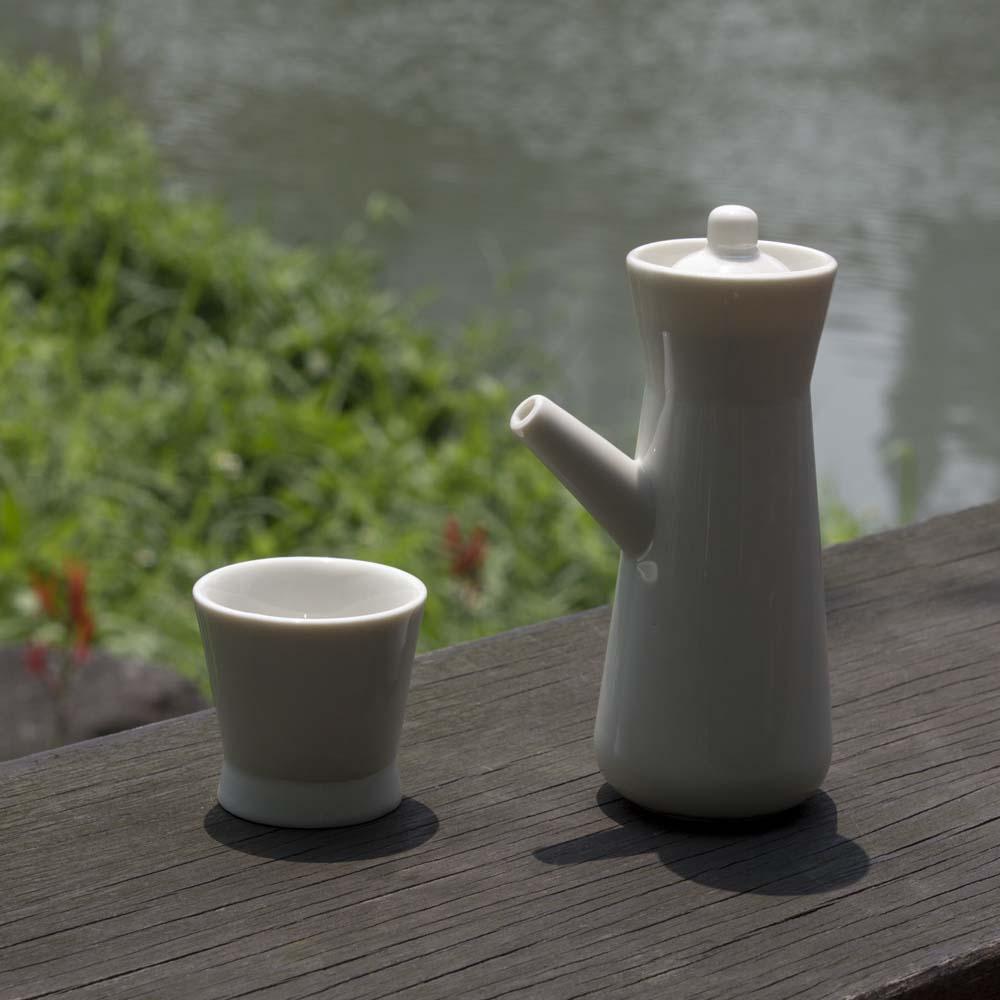 GESS|聞情品茗系列 文情杯壺 Teapot