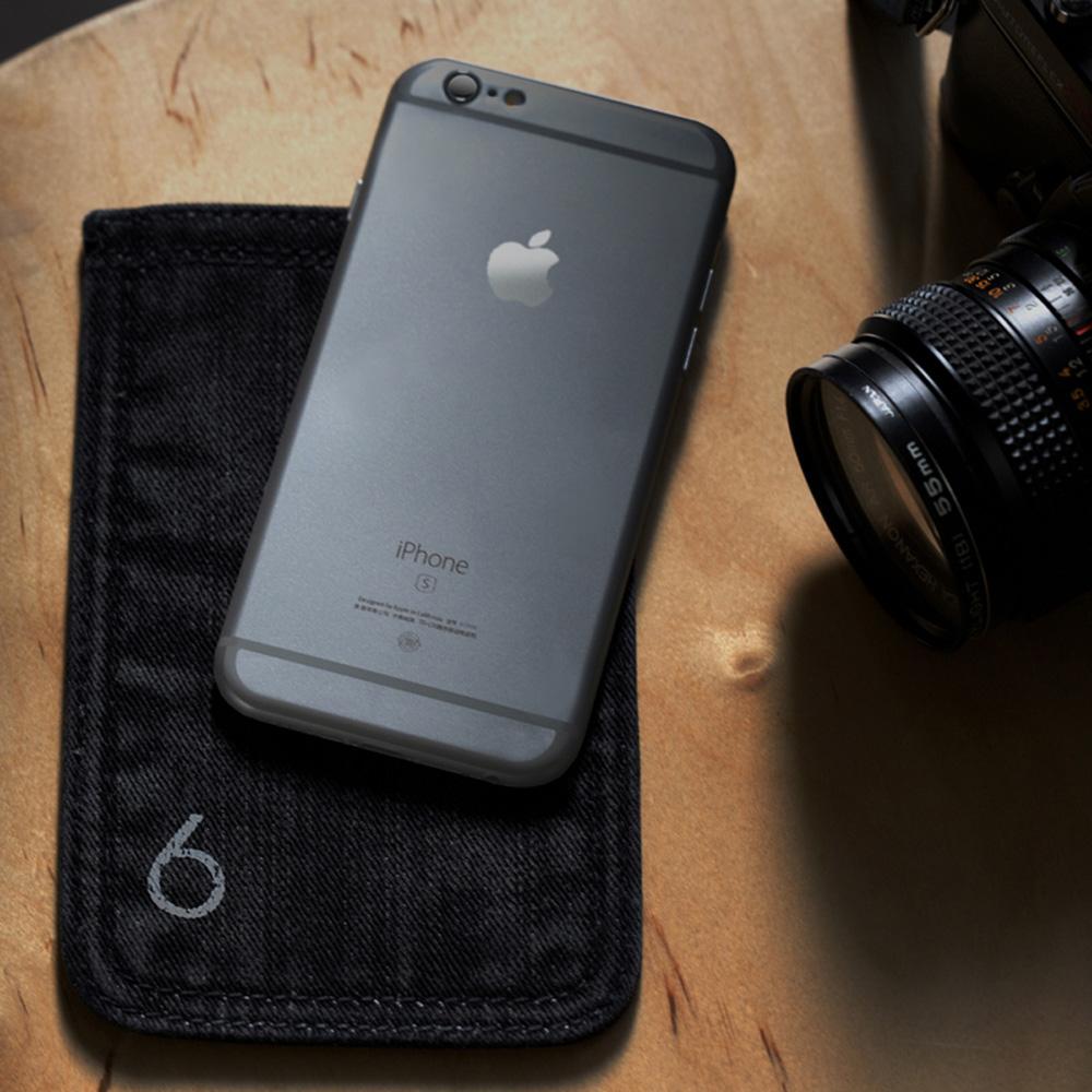 CAVAS|六號口袋 Pocket 6(黑色)