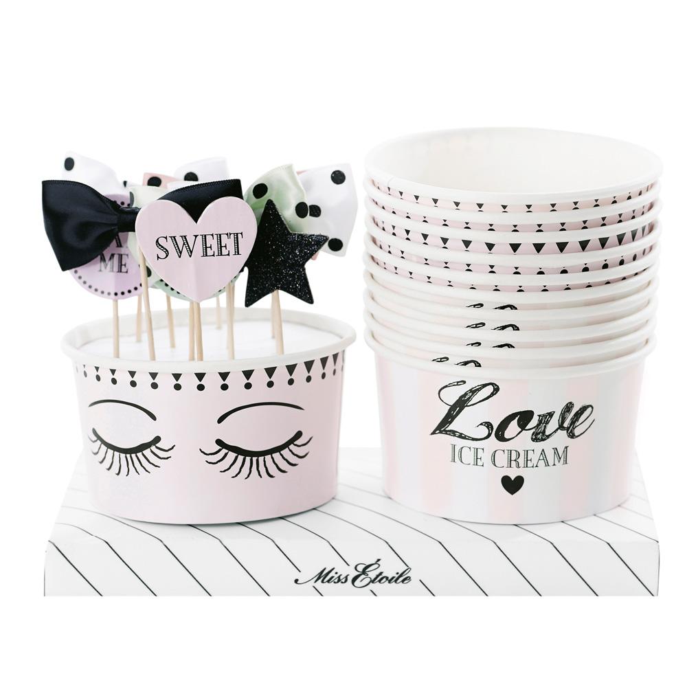 Miss Étoile|甜蜜冰淇淋杯組合