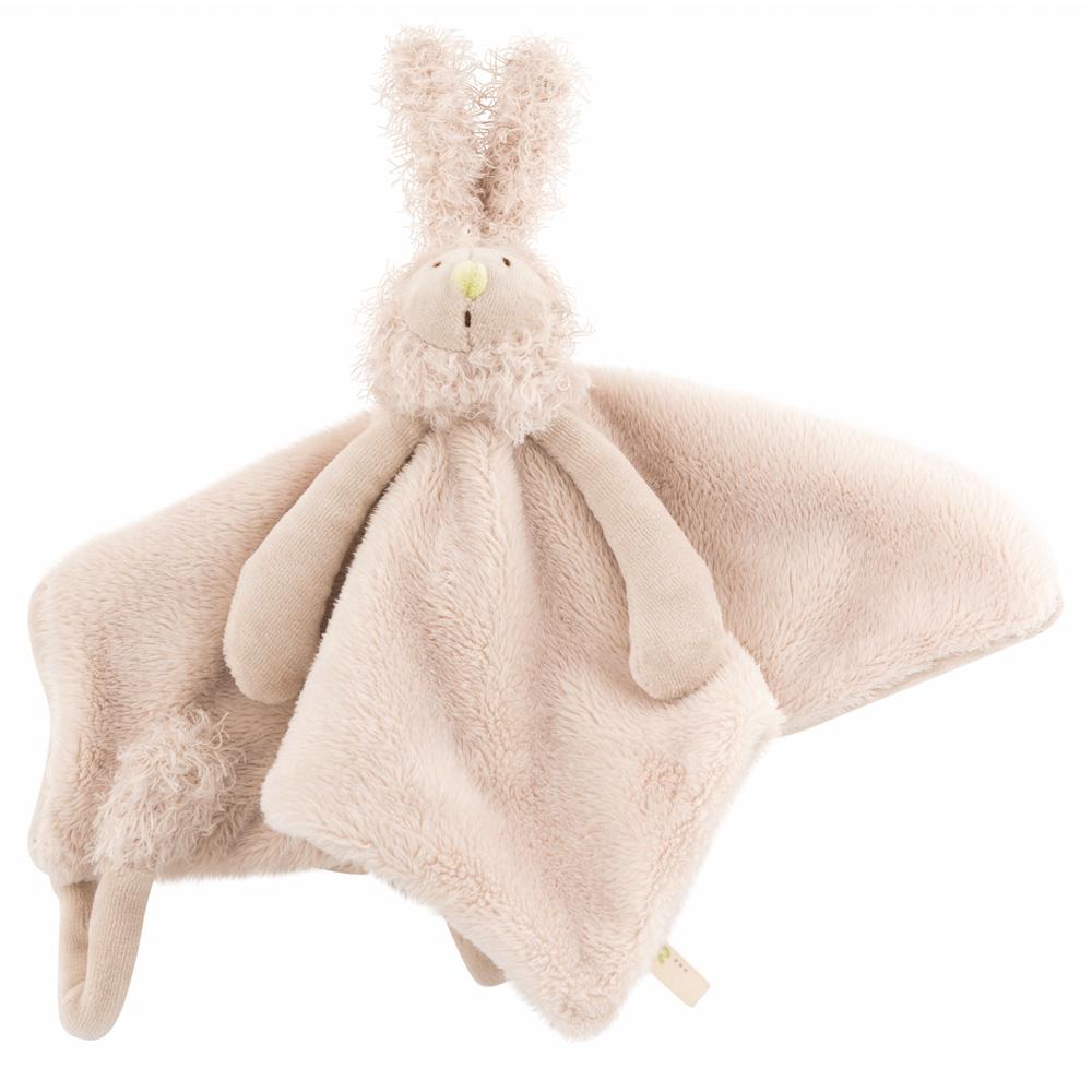 法國 Moulin Roty|Zazous 兔子安撫巾禮盒組