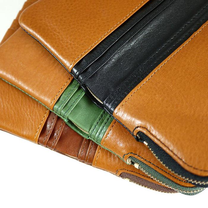 CLEDRAN|日系手工真皮經典短夾