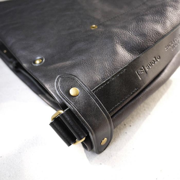 SUOLO|簡約時尚‧日本職人設計牛皮側背包