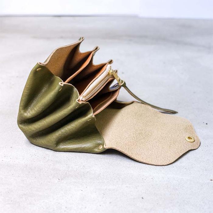 CHAM|耀眼迷人  日本職人手作小巧隨身多功能隨身包