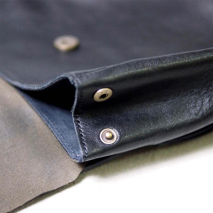 LESS DESIGN|都會時尚 日系輕巧質感牛皮後背包