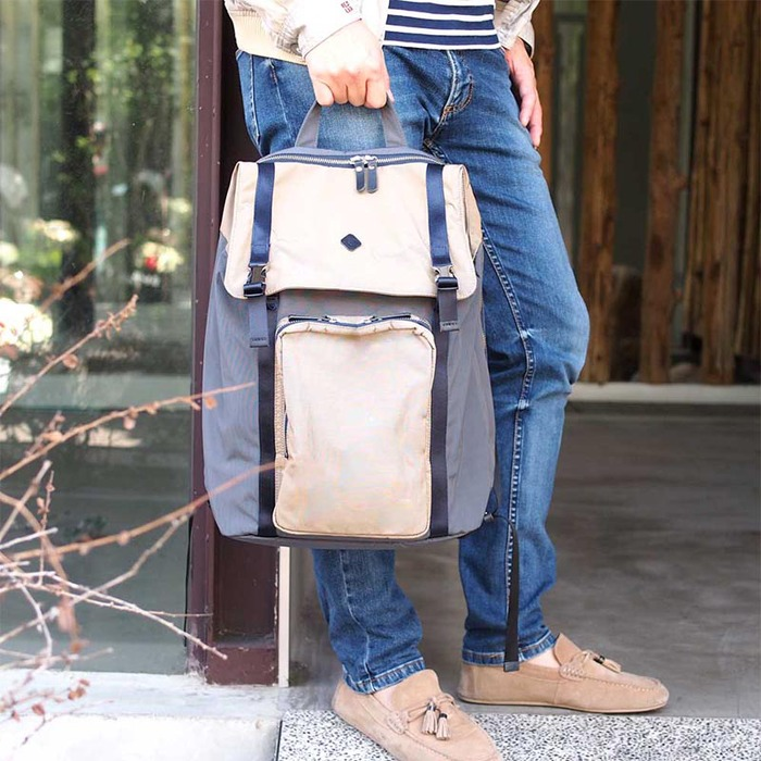 CLEDRAN|日系人氣款   多用途後背包