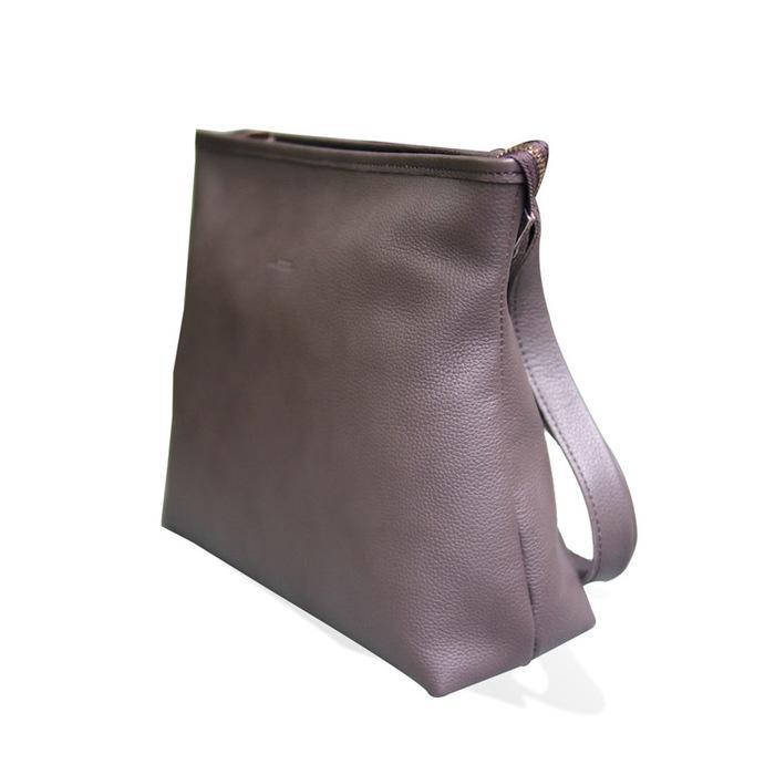 LESS DESIGN|日本質感休閒,側背手提牛皮兩用包