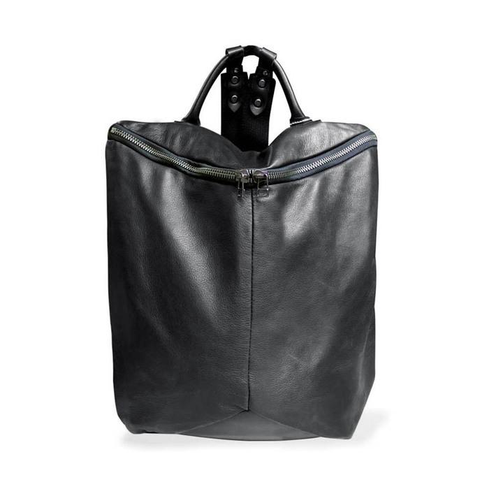 LESS DESIGN|率性大人味 日本時尚馬皮後背包
