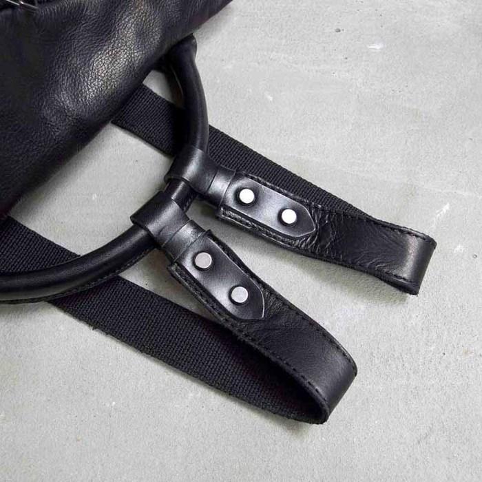 LESS DESIGN| 日本職人款 率性馬皮後背包