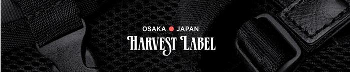 Harvest Label |日系職男 都會雅痞兩折式牛皮短夾